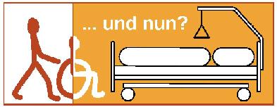 Logo der Kampagne: Ich muss ins Krankenhaus ... und nun?